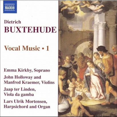 Buxtehude: Vocal Music, Vol. 1