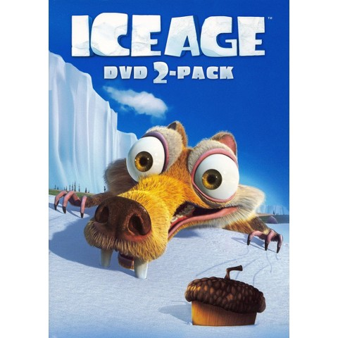 Ice Age: DVD 2 Pack (2 Discs) (Fullscreen)