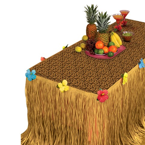 Luau Table Package