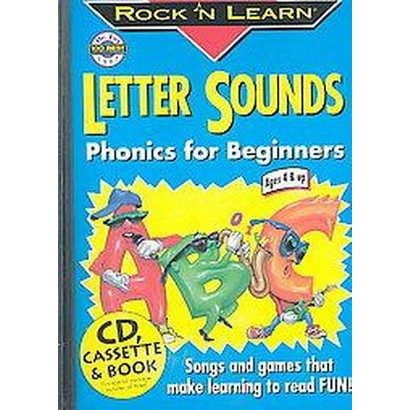 Letter Sounds (Mixed media product)