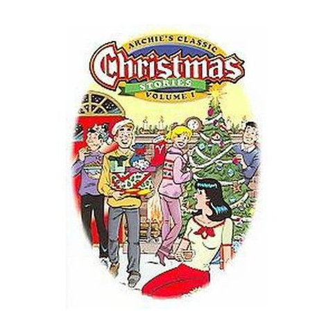 Archie's Classic Christmas Stories (Volume 1) (Paperback)
