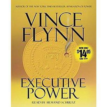 Executive Power (Abridged) (Compact Disc)