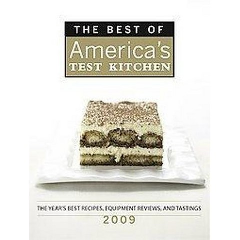 The Best of America's Test Kitchen 2009 (Hardcover)