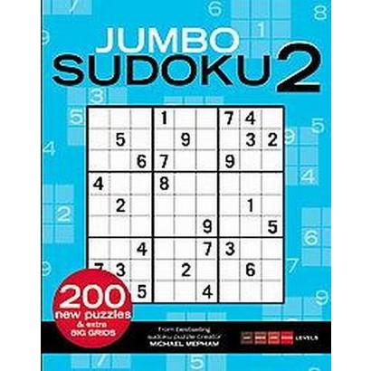Jumbo Sudoku II (Paperback)