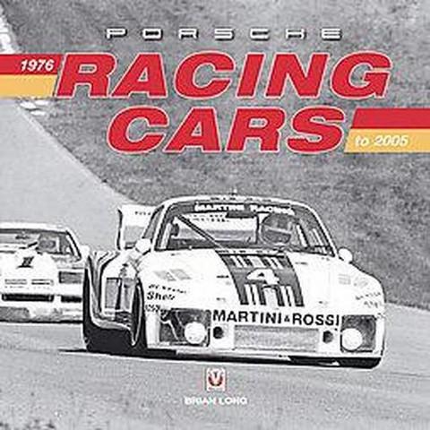 Porsche Racing Cars (Hardcover)