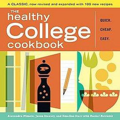 The Healthy College Cookbook (Original) (Paperback)