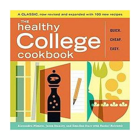 The Healthy College Cookbook (Original) (Paperback)