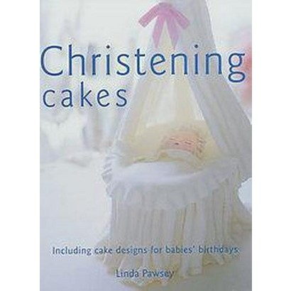 Christening Cakes (Hardcover)