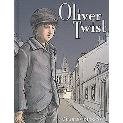 Oliver Twist (Reprint) (Hardcover)