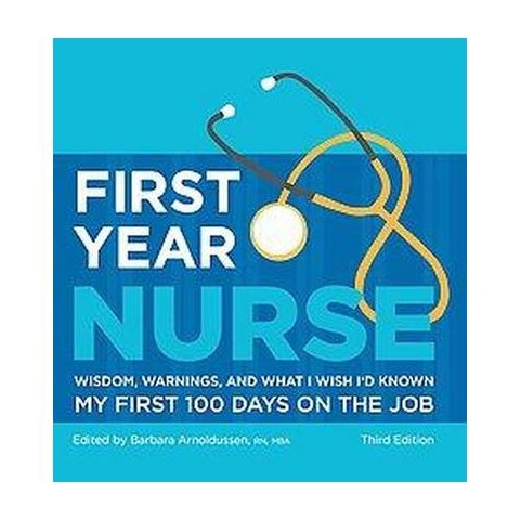 First Year Nurse (Hardcover)