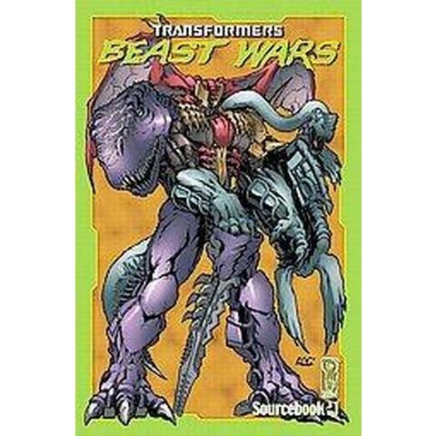 The Transformers Beast Wars Sourcebook (Paperback)