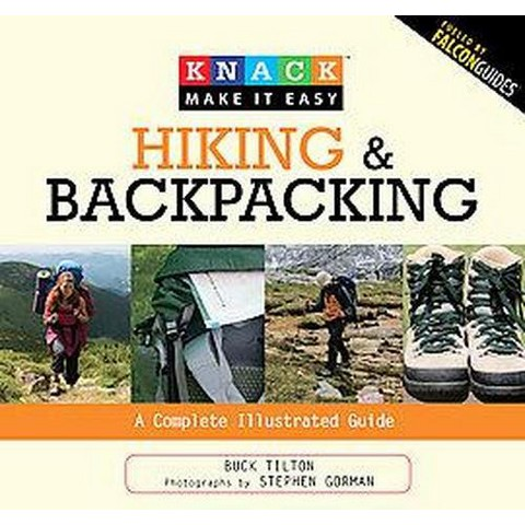 Knack Hiking and Backpacking (Paperback)