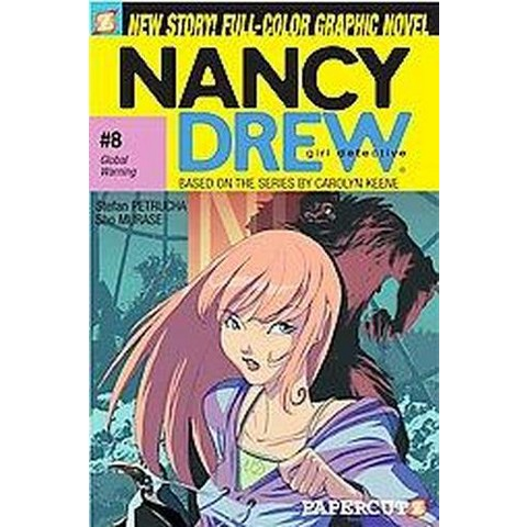 Nancy Drew Girl Detective 8 (Paperback)
