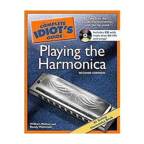 The Complete Idiot's Guide to Playing the Harmonica (Complete Idiot's Guide Series) (Paperback)