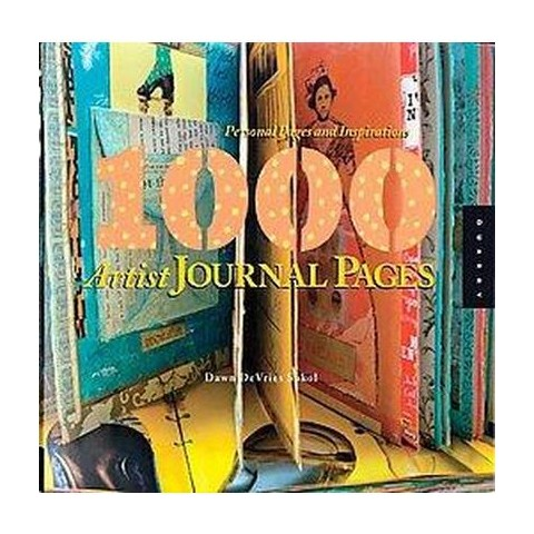 1000 Artist Journal Pages (Paperback)