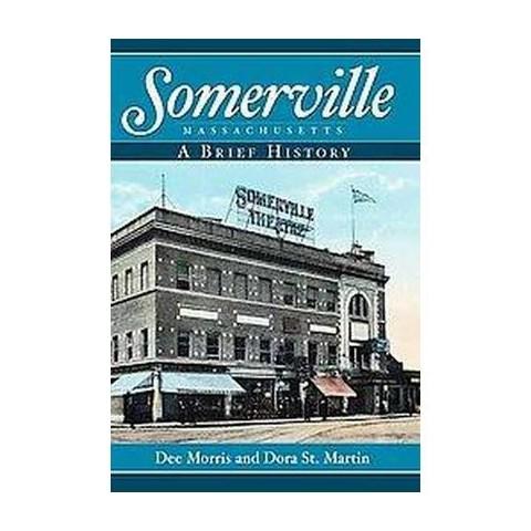 Somerville, Massachusetts (Paperback)