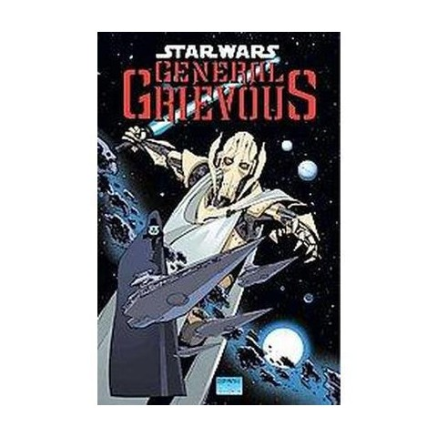 Star Wars General Grievous (Paperback)