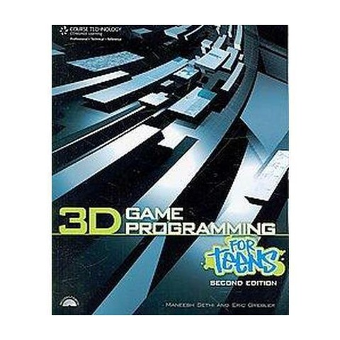 3D Game Programming for Teens (Mixed media product)