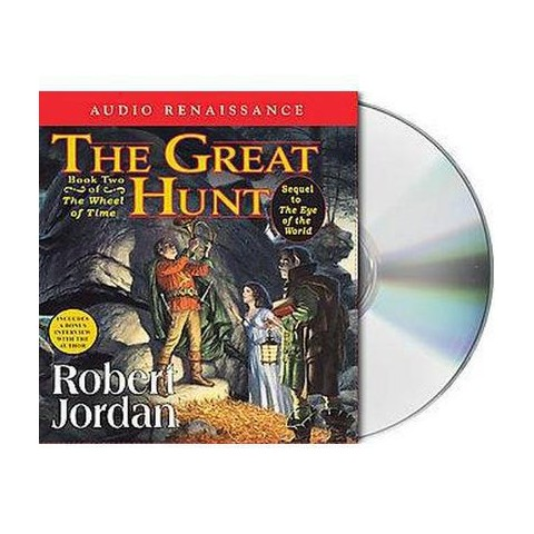 The Great Hunt (Unabridged) (Compact Disc)