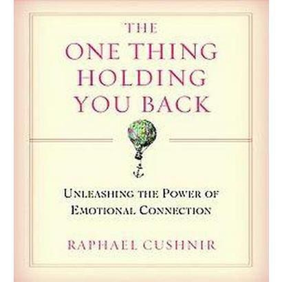 The One Thing Holding You Back (Compact Disc)