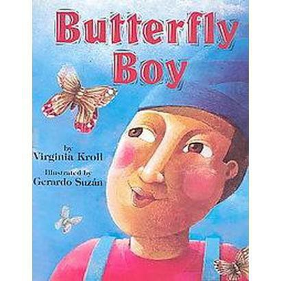 Butterfly Boy (Reprint) (Paperback)