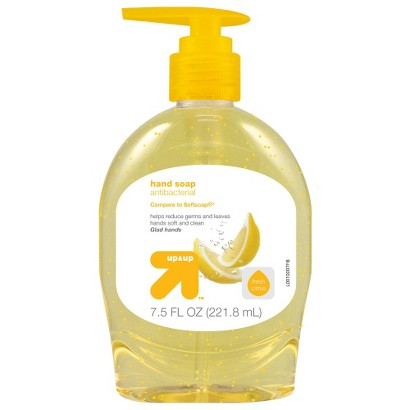 up & up™ Fresh Citrus Hand Soap - 7.5 oz.