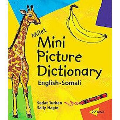 Milet Mini Picture Dictionary (Bilingual) (Hardcover)
