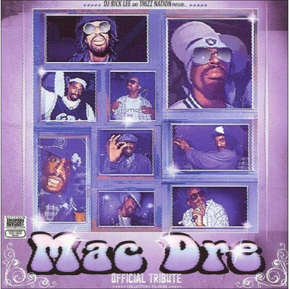 Mac Dre Official Tribute [Explicit Lyrics]