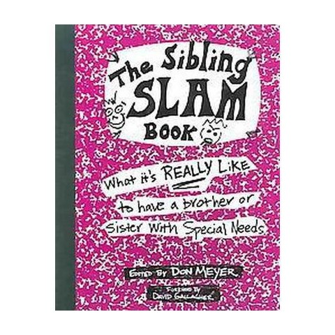 The Sibling Slam Book (Paperback)