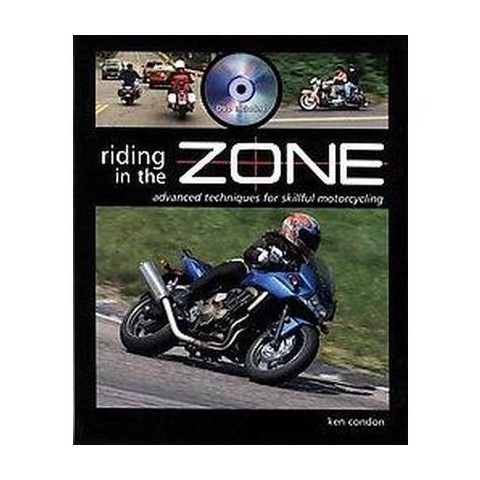 Riding in the Zone (Mixed media product)