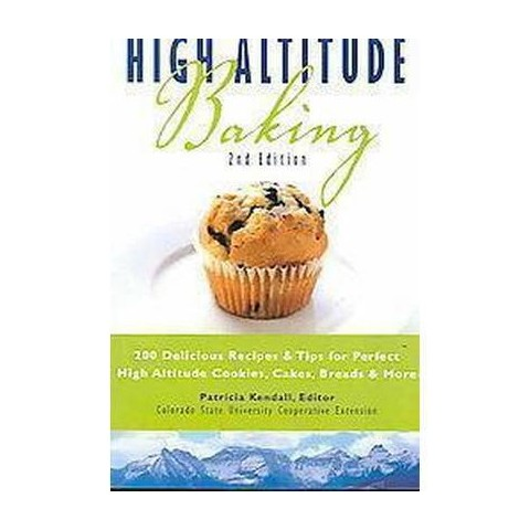 High Altitude Baking (Paperback)
