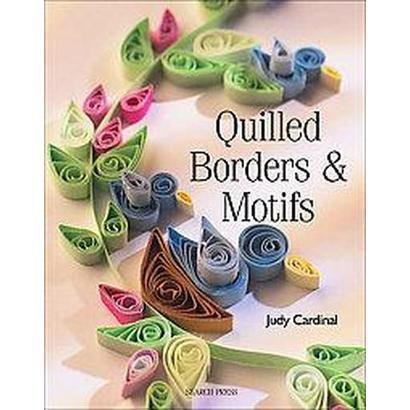 Quilled Borders & Motifs (Paperback)