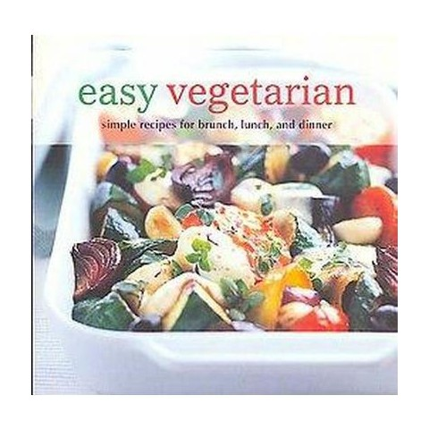 Easy Vegetarian (Paperback)