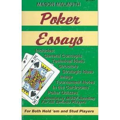 Poker Essays (1) (Paperback)