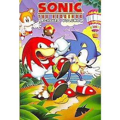 Sonic the Hedgehog Archives 4 (Paperback)
