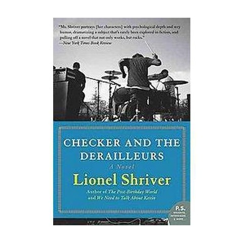 Checker and the Derailleurs (Reprint) (Paperback)