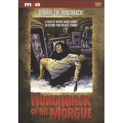 Hunchback of the Morgue (Widescreen)