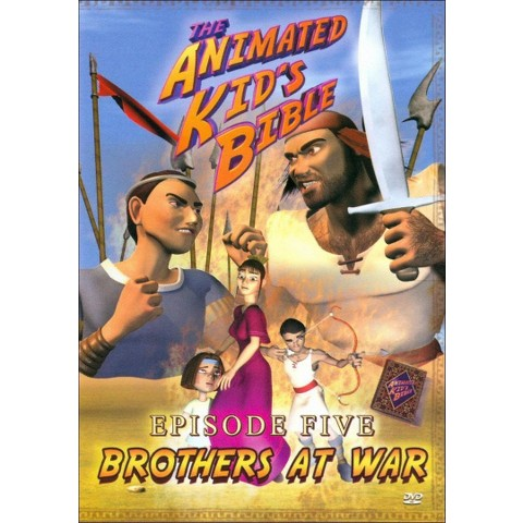 The Animated Kid's Bible, Episode Five: Brothers at War