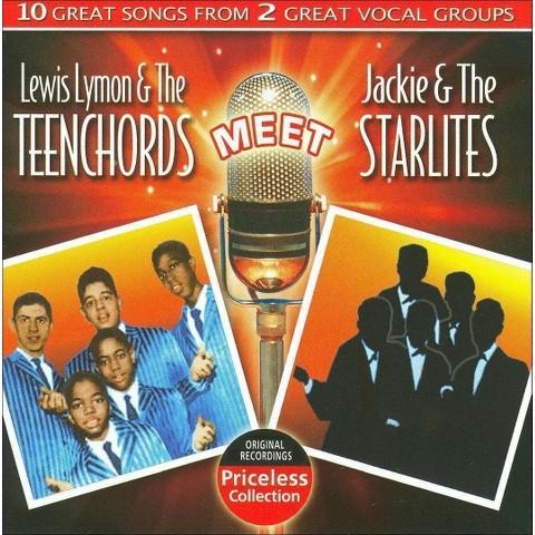 Lewis Lymon & the Teen Chords Meet the Starlites