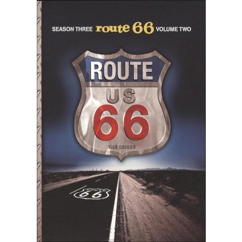 Route 66: Season Three, Vol. 2 (4 Discs) (Fullscreen)