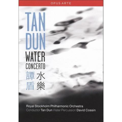 Tan Dun/Royal Stockholm Philharmonic Orchestra: Water Concerto (Widescreen)