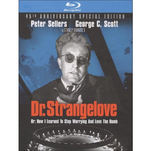Dr. Strangelove (45th Anniversary Edition) (Blu-ray)