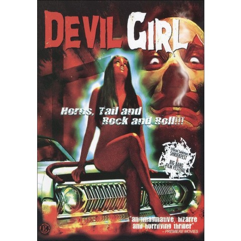 Devil Girl (Widescreen)
