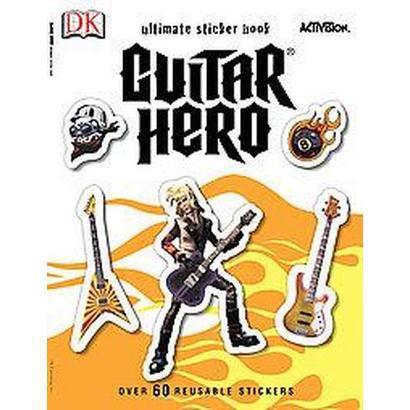 Guitar Hero Ultimate Sticker Book (Paperback)