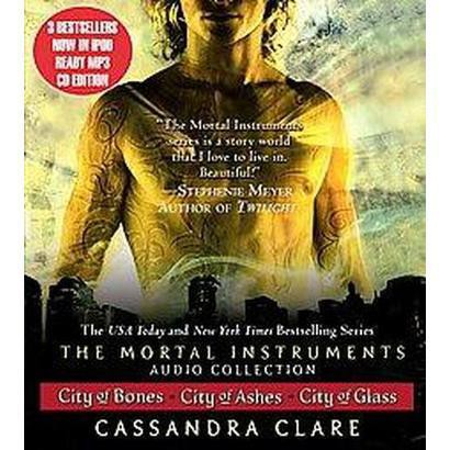 The Mortal Instruments (Unabridged) (Compact Disc)