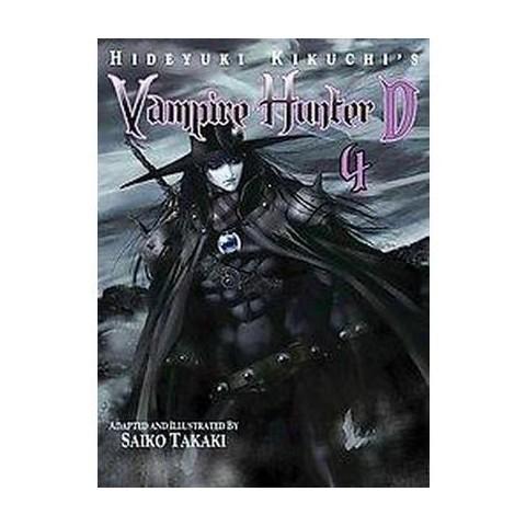 Hideyuki Kikuchi's Vampire Hunter D (4) (Paperback)