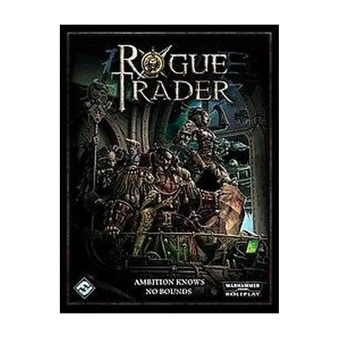Rogue Trader Core Rulebook (Game)