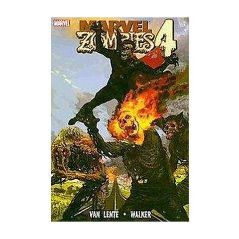 Marvel Zombies 4 (Hardcover)
