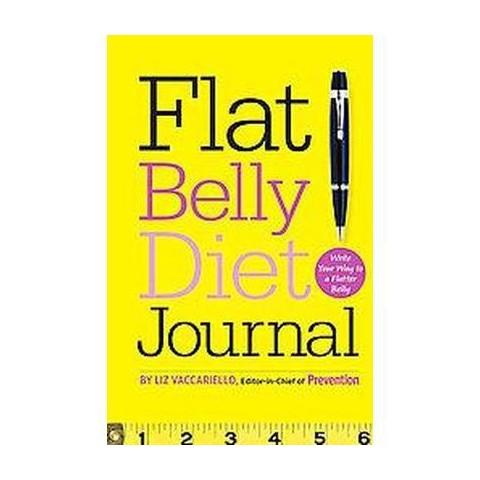 Flat Belly Diet! Journal (Notebook / blank book)