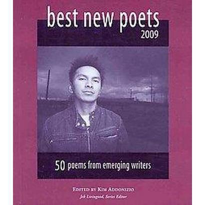 Best New Poets 2009 (Paperback)